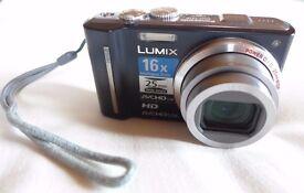 Panasonic Lumix TZ10 digital camera, 12X optical zoom