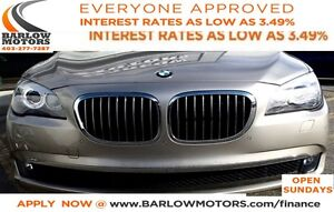 2011 BMW 7 Series Li xDrive - Individual Package!
