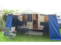 Trailer tent- Dandy Discovery