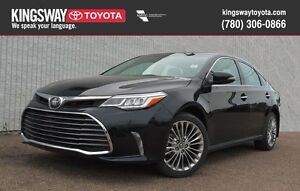2016 Toyota Avalon Limited w/ Black Interior