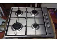 Gas Hob only 10 months old, nice and clean