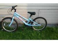 Trax BMX kids bike as new