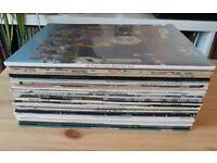 30 LP's (Beatles/McCartney/Lennon/Dylan/Costello/ELO/10CC/P.Gabriel) superb classic vinyl albums/LPs