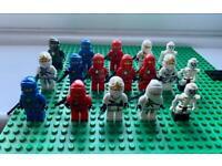 Lego Ninjago Minifigures x17
