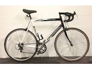 "Men's Barracuda Racing Road Bike - 24"" Frame - 12 Speed - Commuter - New Parts -"