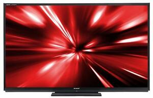 "SHARP AQUOS QUATTRON 70"" LED 3D SMART TV (1080p, 240Hz) *NEW IN BOX*"