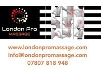 London PRO Massage - Is the BEST choice when it comes to pain management and relaxation