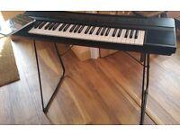 Yamaha, Small Electric Organ Keyboard on stand