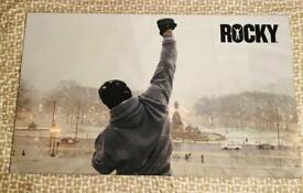 Canvas Rocky