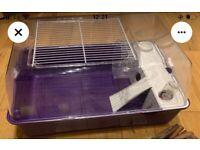 Hamster cage plz read