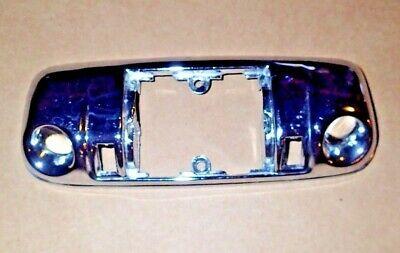 Vintage GM Deluxe Dome / Map Light Bezel Cutlass Caprice Malibu Impala