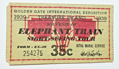 1939 Golden Gate Int