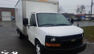 2008 Chevrolet express 3500 16ft