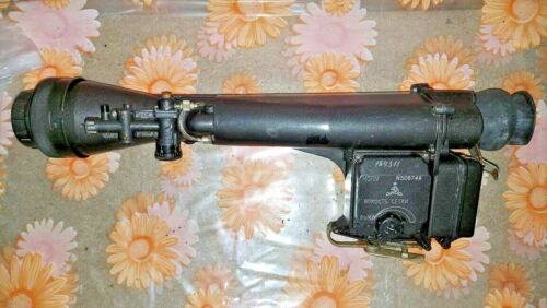 Russian Military 1PN34 Optical sight Device 1ПН34 Rare working USSR hunting