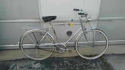 Sears bicycle 7 trainers4me rare antique old sears fleetwood 3 speed stick shifter bike bicycle schwinn acc sciox Gallery