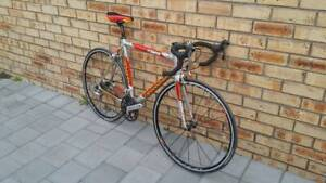 CANNONDALE CAAD 6 SAECO TEAM REPLICA ROAD BIKE 54CM