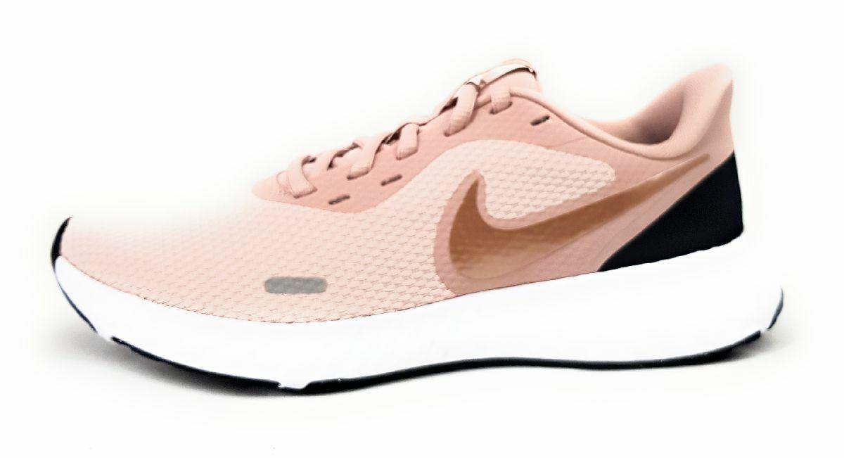 Nike Revolution 5 Sportschuhe Damen Trainingsschuhe Laufschuh Rosa Sport