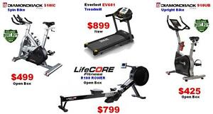 Lifecore R100 Commercial Magnetic Folding Rower-Rowing Machine