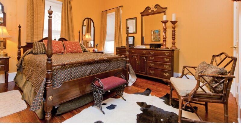 Ethan Allen Georgian Court Cherry Bedroom Set