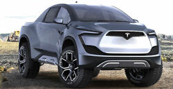The-tesla-electric-pick-up-truck-mystery