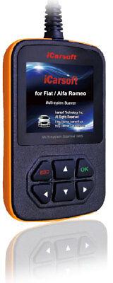 iCarsoft i950 für Alfa Romeo F...