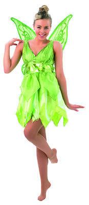 Tinker Bell Kleid Kostüm für Erwachsene
