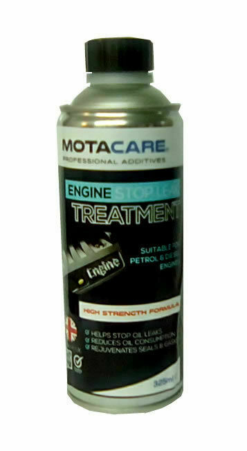 Engine Stop Leak Treatment Car Van Petrol Diesel Additive Care 325ml Motacare