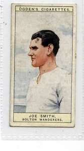 Jl643-100-Ogdens-Captains-Football-Clubs-Colours-Bolton-Wanderers-1926-7