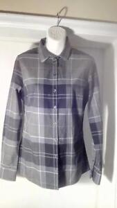 BARBOUR WOMEN'S WINTER TARTAN SHIRT