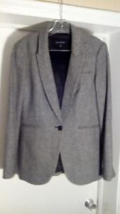 NEW WITH TAGS Women's PINK TARTAN BLAZER SIZE10