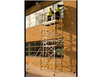 Boss Youngman Aluminium Tower Scaffold System 6.2 Metres