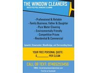 The Window Cleaners *CHRISTMAS CLEANS*