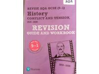 AQA GCSE History Conflict and Tension Revision Guide