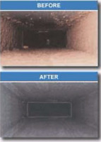Air duct cleaning service in just $99