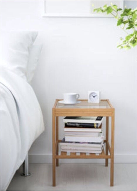 2 x Bedside Tables - Delivery available