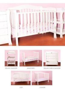 Brown Love 'n' Care Kensington Nursery Set