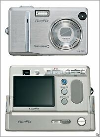 Fuji FinePix F455 Zoom Compact Camera