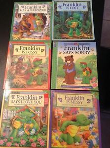 6 New Franklin Books ..selling together