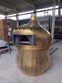 gold wood oven or gas