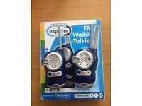 fully working children walkie talkies