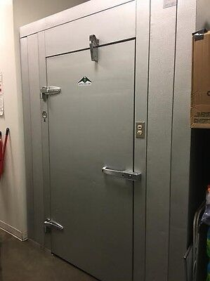 Walk In Refrigerator...6ft By 8ft...4 Years Old...amfacs Brand