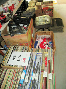 Garage Sale with Something for Everybody