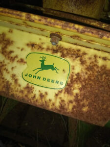 Snowblower for John Deere Tractor Barn Find!