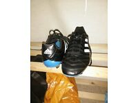 Adidas Football Boots For Sale. Almost like new. Only worn a few times.