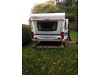 Hobby 650 UMFE Caravan 2007(23ft) 5/6 berth
