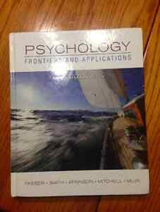 Psychology 1000 textbook for Western University