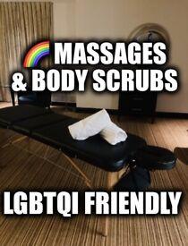 LGBTQI Friendly Masseur