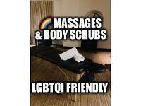 Male Masseur LGBTQi friendly