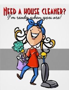 Cleaning service in the Clarenville area