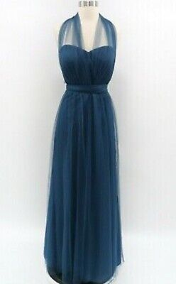 Jenny Yoo Dress- Blue - 10 (US) / 12 (UK) - worn once - bridesmaid/prom/formal